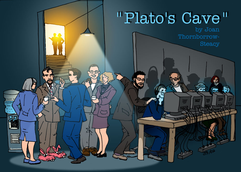 Plato's New Media Cave
