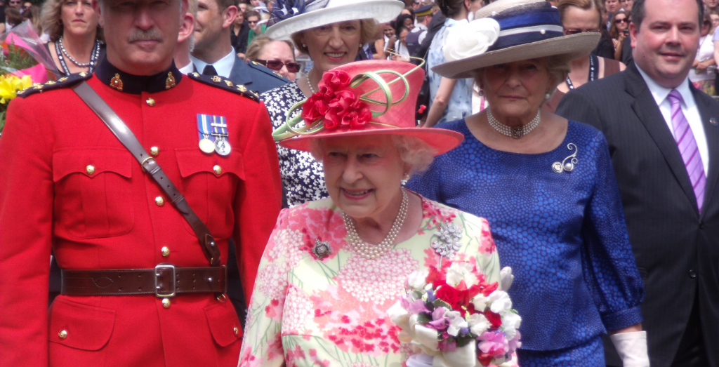 """The Queen's Speech: The enemy is """"abused technology"""""""