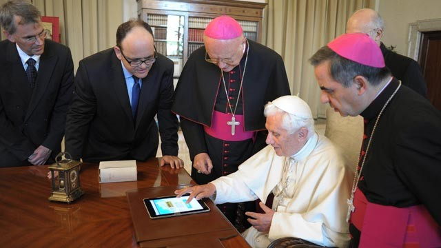 Benedict XVI: World Communications Day Messages