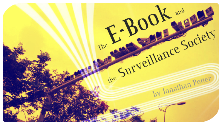 The E-Book and the Surveillance Society