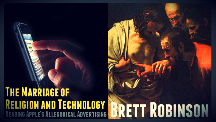 The Marriage of Religion and Technology: Reading Apple's Allegorical Advertising