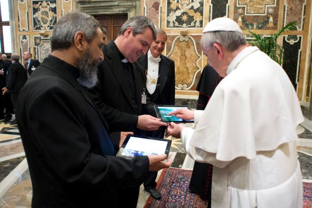 Pope Francis' Message for the 48th World Communications Day