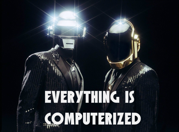daft punk jay-z computerized