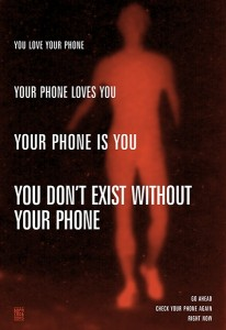 you love your phone, your phone loves you