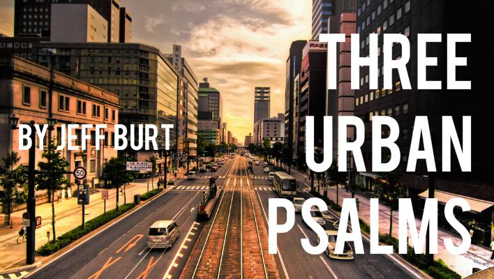 three urban psalms final