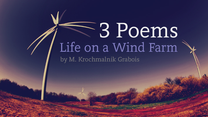 Life on a Wind Farm: 3 Poems by M. Krochmalnik Grabois