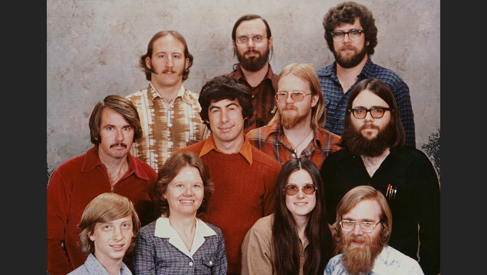 Microsoft Company Portrait 1978 — and Prophecy