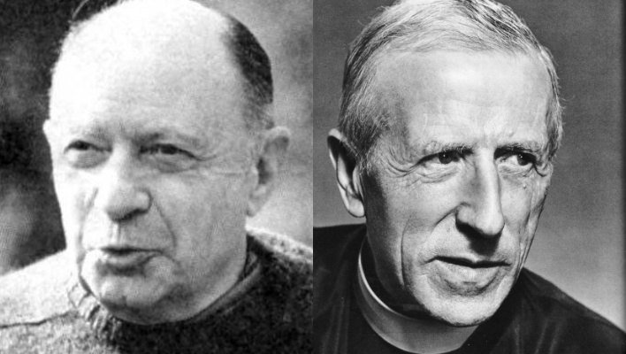 Sacrament and Anti-sacrament: On the Media Criticism of  Jacques Ellul and Pierre Teilhard de Chardin