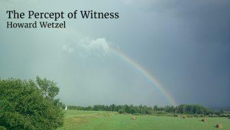 The Percept of Witness