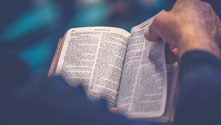 The Bible and Media Theory